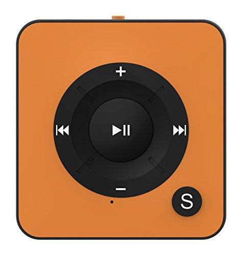 MP3-Player Made in Germany Royal BC05 - Clip, Sport, Fitness Player, 15 Stunden Wiedergabe, USB Kabel, microSD Kartenslot für bis zu 32 GB microSD Karten - von Bertronic