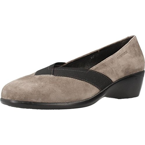Ballerina scarpe per le donne, color Bianco sporco , marca STONEFLY, modelo Ballerina Scarpe Per Le Donne STONEFLY LICIA 4 Bianco Sporco