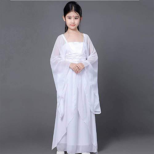 Pkfinrd Halloween Kleidung Kinderkostüme Hanfu Damen Bühnenkostüme Kleine Fee Kostüme Prinzessin Röcke Tanzkostüme (Size : (Damen Sexy Fee Kostüm Dessous)