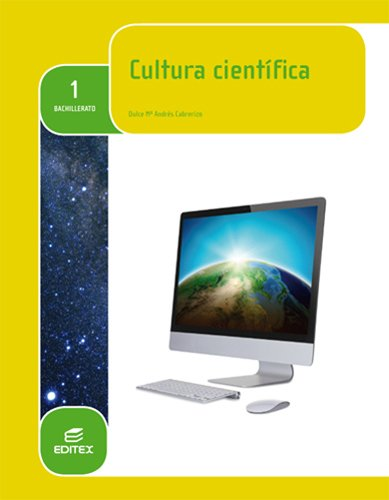 Cultura científica 1º Bachillerato (LOMCE) - 9788490785072 por Dulce María Andrés Cabrerizo