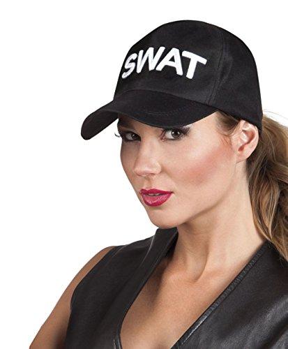 Boland 97045 Erwachsenenmütze SWAT, One Size