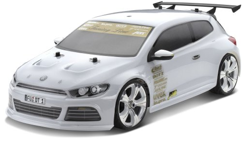 Carson 500800054 - 1:10 Karosserie VW Scirocco mit gebraucht kaufen  Wird an jeden Ort in Deutschland