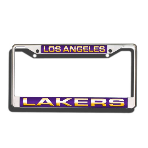 Rico NBA Laser-Chromrahmen, Los Angeles Lakers Los Angeles Lakers Laser