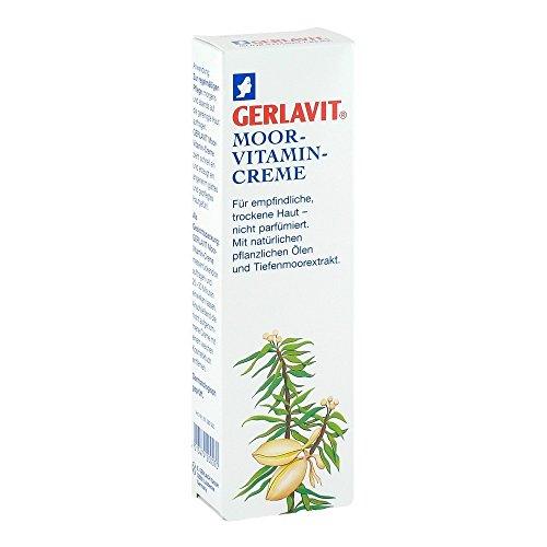 GERLAVIT Moor Vitamin Creme, 75 ml