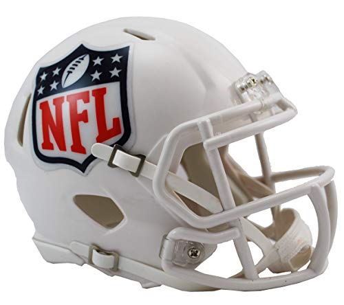 Riddell National Football League NFL Shield Logo Speed Mini Helm