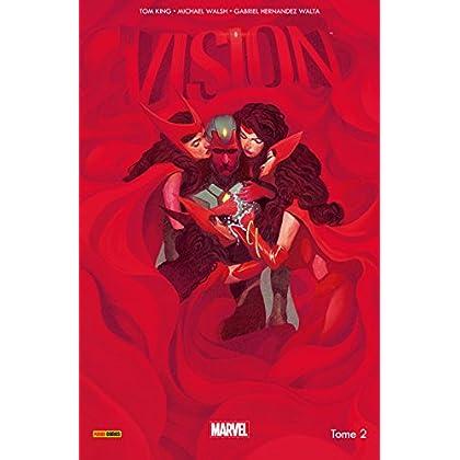La Vision Vol. 2: À peine mieux qu'une bête