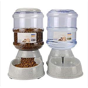 Haustier Automatischer Wasserspender, Automatischer Trinkbrunnen, Haustier Trinkflasche Tierzubehör Für Hunde Katzen