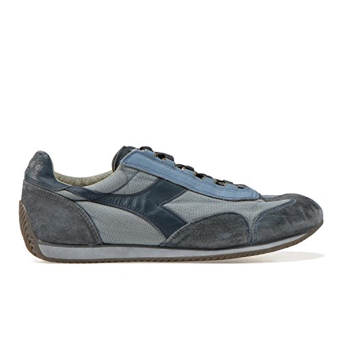 Diadora Sneaker Heritage Equipe SW Dirty Blue Shadow/Blue Nights Taglia 44,5 - Colore Blu
