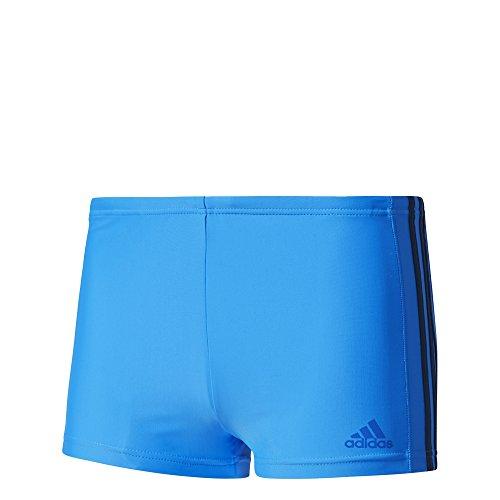 adidas Herren Infinitex 3-Streifen Boxer Badeshorts, Bright Blue/Mystery Blue, 8 Preisvergleich