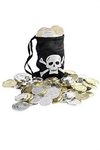 pieces-dor-avec-sac-de-pirate