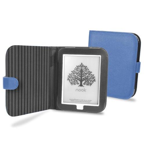 cover-up-funda-para-barnes-noble-nook-glowlight-lectores-de-ebook-estilo-libro-color-azul