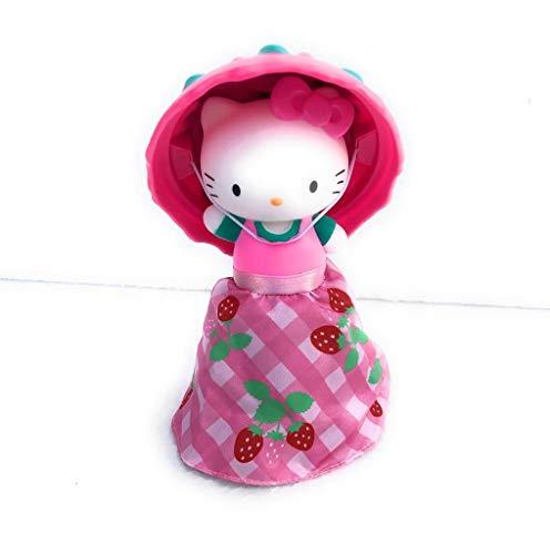 447bc8fe1bdd Cupcake Surprise Novita  Cupcake Doll Hello Kitty Modello Fragola -  STRWBERRY -