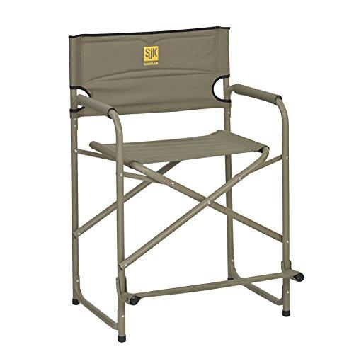 Slumberjack Erwachsene Big hoch Stahl Stuhl -