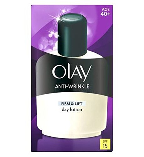 Olay Anti-Rides Cabinet & Lever Hydratant Anti-Âge Jour Lotion Spf15 100Ml - Lot De 2