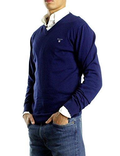 GANT Herren Pullover 88202 Blue