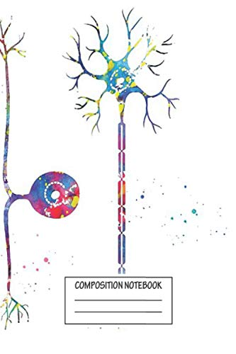 Notebook: Four Types Of Neurons , Journal for Writing, Size 6