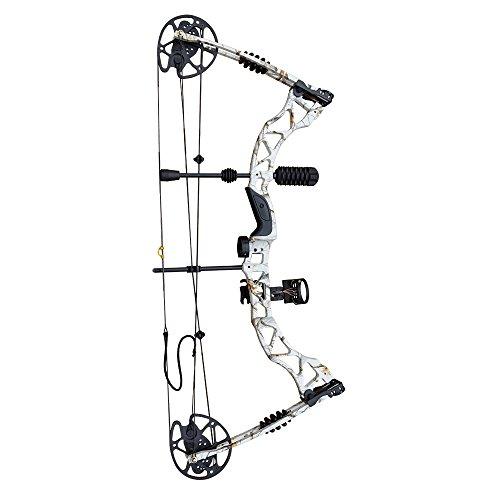 Tongtu Outdoor Bogenschießen Compound Bogen 35-70lb Erwachsene Einstellbare Set Kit Rechte Hand Wettbewerb Jagd (Tarnung) -