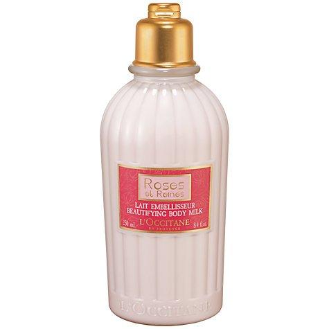 L'Occitane Roses et Reines Beautifying Body Milk (250ml)
