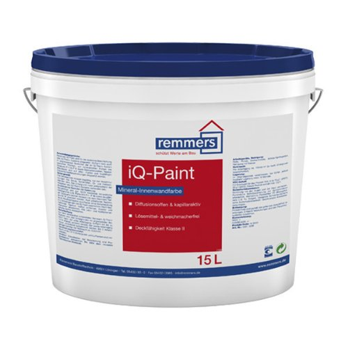 REMMERS IQ DE PAINT PARED COLOR