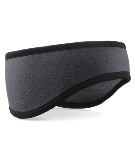 Suprafleece Aspen Headband Black L/XL