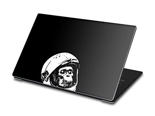 notebook-zubehor-sticker-dell-xps-13-2015-design-skin-ape-in-space-selbstklebendes-wallpaper