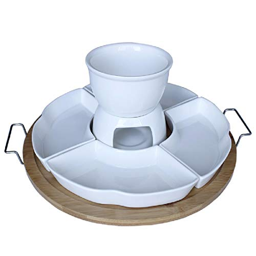 Obstteller Im Japanischen Stil Keramik Schokolade Schmelzen Ofen Hat EIS Chafing Dish Hat Käse Fruchtplatte Split Gebäck Servieren,EIN Aluminium-chafing Dishes