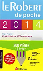 ROBERT DE POCHE 2014