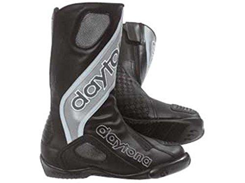 Stiefel Daytona Evo Sport Racing schwarz, 46