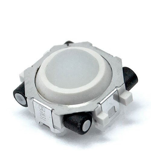BLACKBERRY Trackball weiß OEM - für Bold 9000, Curve 8900/8300 & Pearl Modelle Curve 8900 Pearl