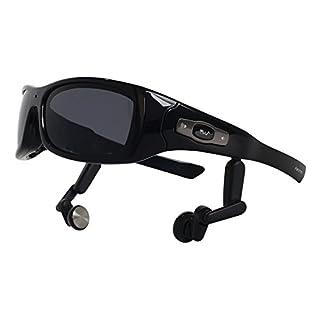 Akita iCapture:HD Recording Sunglasses. Digital Video Camera.8GB Memory.MP3 Player- Black