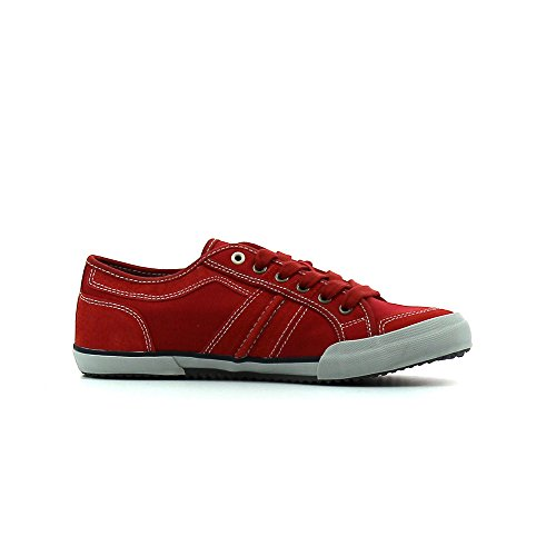 Tbs - Mocassins, Homme Rouge