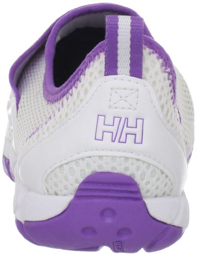 Helly Hansen The Watermoc 5 Sailing Chaussures pour femme Blanc