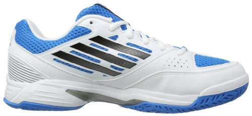 adidas Opticourt Team Light 2, Chaussures de volleyball homme Multicolore - Mehrfarbig (running white/solar blue s14/black)