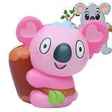 Langsam Rebound Spielzeug, Malloom 1 STÜCKE Squeeze Exquisite Niedlichen Koala Duftenden Langsam Steigenden Dekompressionsspielwaren