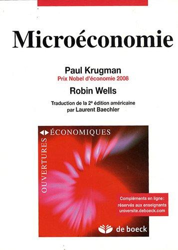 Microconomie