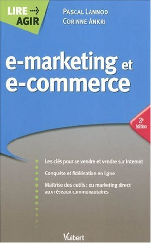 e-marketing et e-commerce par Pascal Lannoo