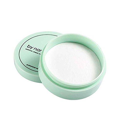 Sunlera Durchlässiger Pressed Powder Puff mit glatter Oberfläche Puder-Verfassungs-Wasserdicht Loose Powder -
