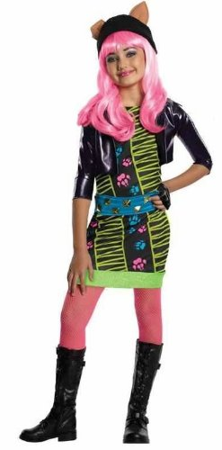 Howleen 13 Wishes von Monster High Kinderkostuem Gr. M 5-6 Jahre
