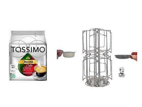 Kaffee-Kapselhalter für Tassimo 48