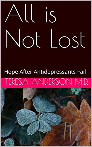All is Not Lost: Hope After Antidepressants Fail (English Edition)