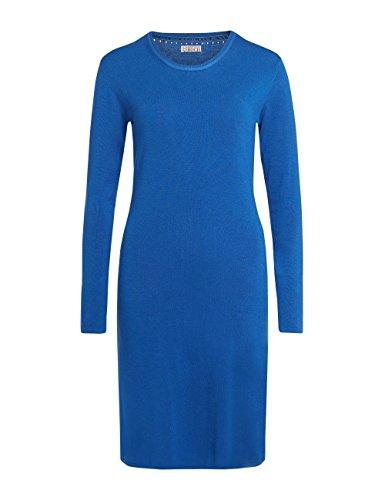 Brigitte von Boch - Damen - Aclare Strick-Kleid azurblau, Größe:S