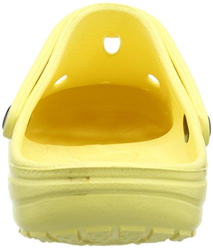 Chung Shi Dux Sensi, Sabots Mixte adulte Jaune (yellow Iris)
