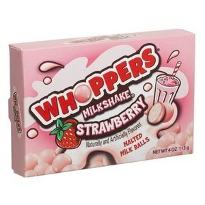 Hershey's Whoppers Milkshake Strawberry