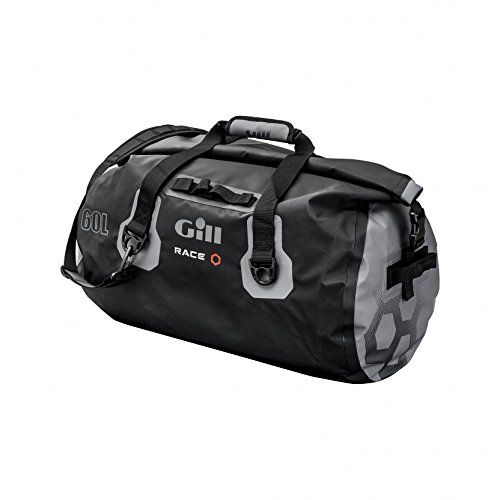 2017 Gill Race Team Bag Graphite (Bocca D-ring)