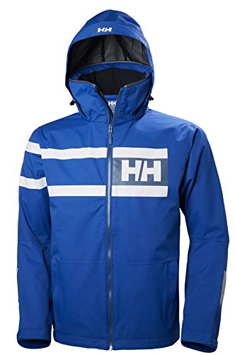 2017 Helly Hansen Salt Power Jacket Olympian Blue 36278 Size - - Extra Large