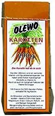 Olewo Karotten-Pellet 200g