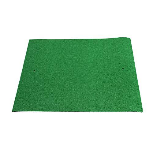 GOTOTOP Golf Pratica Tappetino, Tappetino da Golf per Allenamento, Professional Pad da Golf tappetini da Golf Indoor e Outdoor, con Base in Gomma, 100 * 125 cm