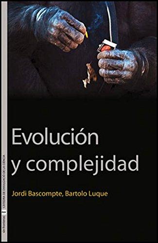 Evolución y complejidad por Bartolo Luque Serrano