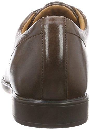 ClarksGosworth Over - Scarpe Stringate Uomo Marrone (Walnut Leather)