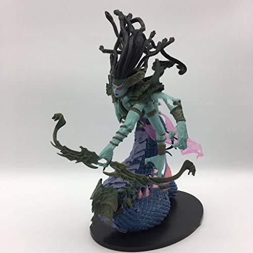 YQCSLS Spielzeug-Modell World of Warcraft Snake weiblicher ()